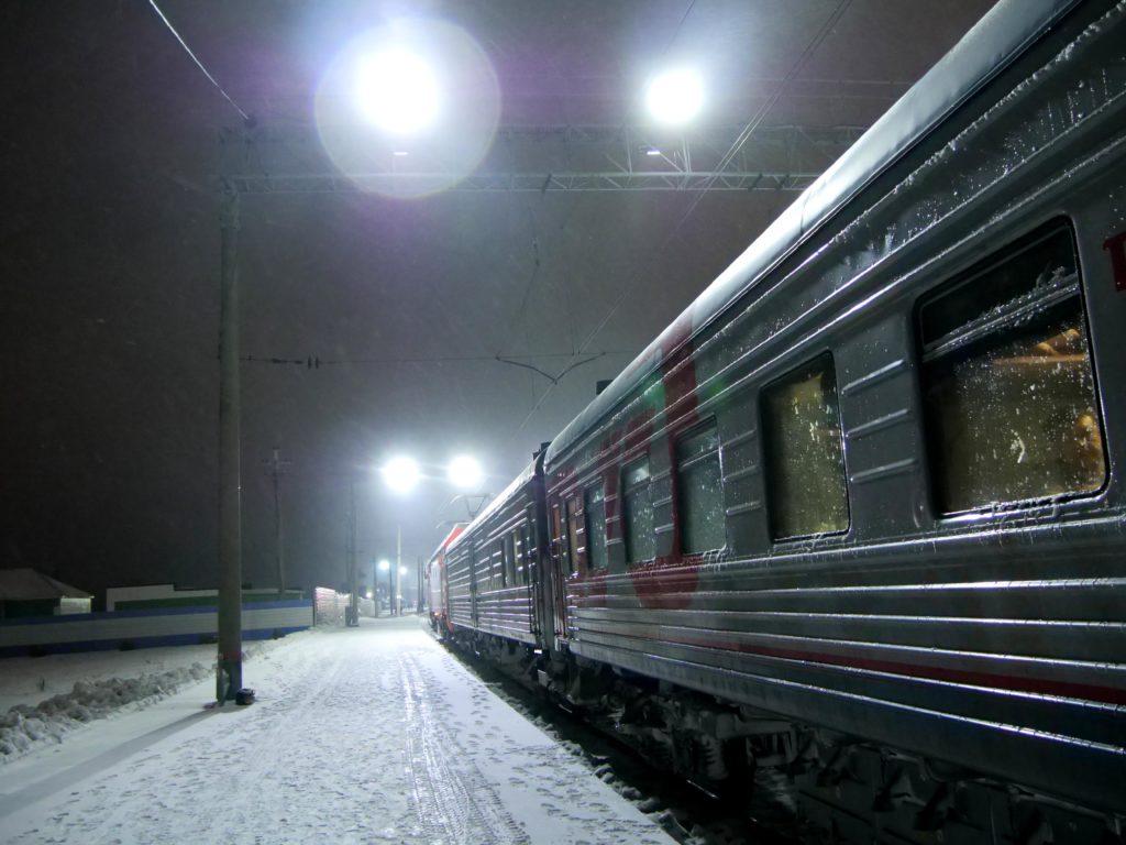 jeune russe en vacance